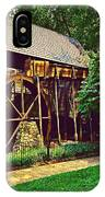 Gristmill - Charlottesville Virginia IPhone Case