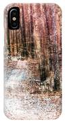 Grongarn Forest Painterly IPhone Case