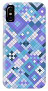 Groovy Blues IPhone Case
