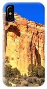 Grosvenor Arch Panorama IPhone Case