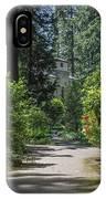 Grotto Monastery IPhone Case