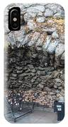 Grotto Of Our Lady Of Lourdes 2 IPhone Case
