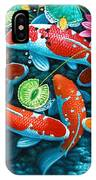 Growing Affluence IPhone Case