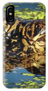 Growing Up Gator, No. 33 IPhone Case