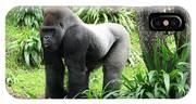 Grumpy Gorilla IIi IPhone Case