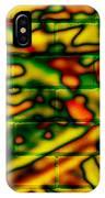 Grunge Graffiti IPhone Case