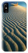 Guadalupe Dunes IPhone Case