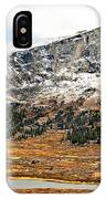 Guanella Pass Colorado IPhone Case