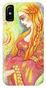 Guardian Mother Of Light IPhone X Case