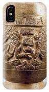 Guatemala: Mayan Vase IPhone Case