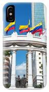 Guayaquil Rotonda IPhone Case