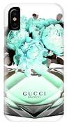 Gucci Blue Perfume IPhone Case