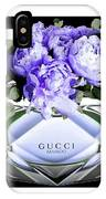 Gucci Perfume Violet IPhone Case