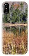 Guinea Pond - Sandwich New Hampshire Usa IPhone Case