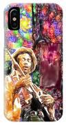 Guitar Watercolor IPhone Case