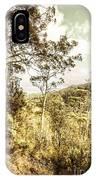 Gumtree Bushland IPhone Case