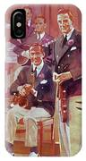 Guy Lombardo The Royal Canadians IPhone Case