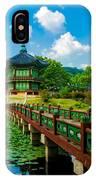 Gyeongbokgung Palace IPhone Case