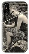 Gypsy Player IPhone Case