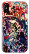 Bright On Black IPhone Case