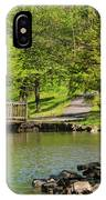 Hagerstown City Park IPhone Case