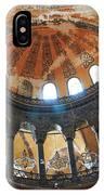 Hagia Sophia Dome IPhone Case