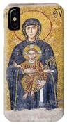 Hagia Sophia Mosaic IPhone Case
