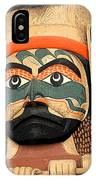 Haida Faces IPhone Case