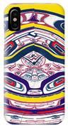 Haida Three IPhone Case