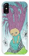 Hair Is A Tree IPhone Case
