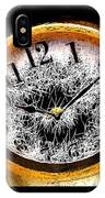 Hairy Times IPhone Case