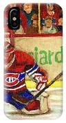 Halak Makes Another Save IPhone Case
