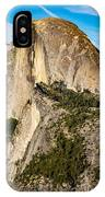 Half Dome Portrait IPhone Case