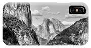 Half Dome Tunnel View  IPhone Case