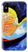 Half Peeled Orange IPhone Case