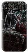 Halfabaskan Sleeping IPhone Case