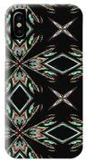 Hall Of Mirrors In Abstract IPhone Case