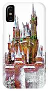 Hall Of The Snow King  IPhone Case