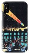 Halleys Comet, 1910 IPhone Case