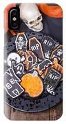 Halloween Cookies IPhone Case
