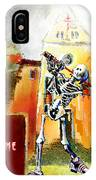 Halloween Drives Me Crazy IPhone Case
