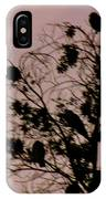 Halloween Ravens IPhone Case
