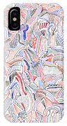 Hallucination IPhone Case