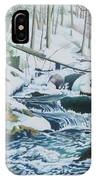 Hamburg Mountain Stream IPhone Case