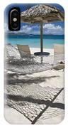 Hammock On The Beach IPhone Case