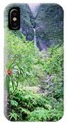 Hanakapiai Valley IPhone Case
