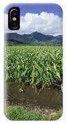 Hanalei Valley, Taro Fiel IPhone Case
