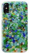 Handful Of Sea Glass IPhone Case