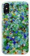Handful Of Sea Glass IPhone Case