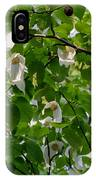 Handkerchief Tree IPhone Case